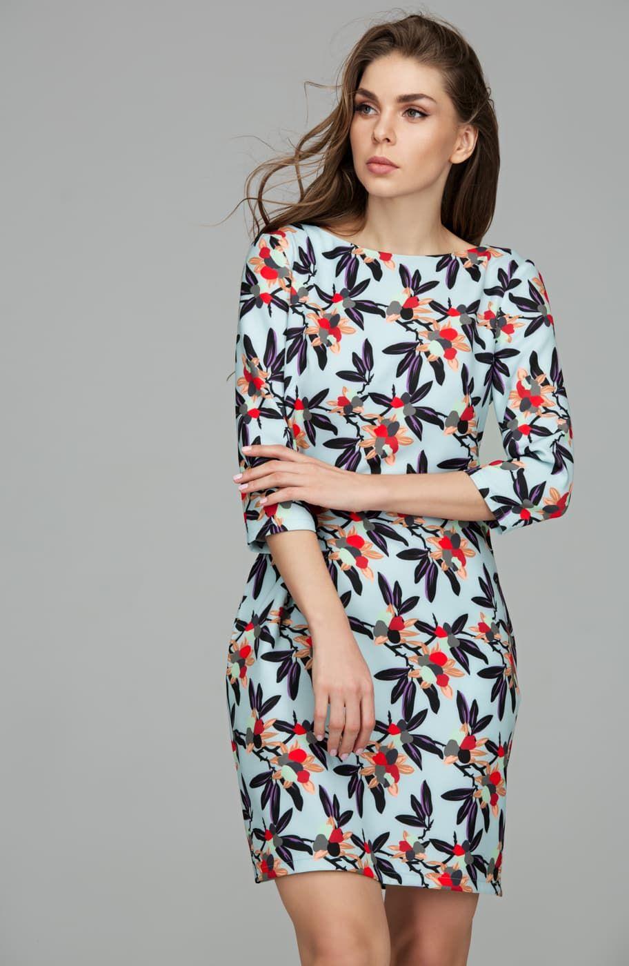 0126f8efe80 Коктейльное платье Donna-Saggia DSP-249-49 от производителя