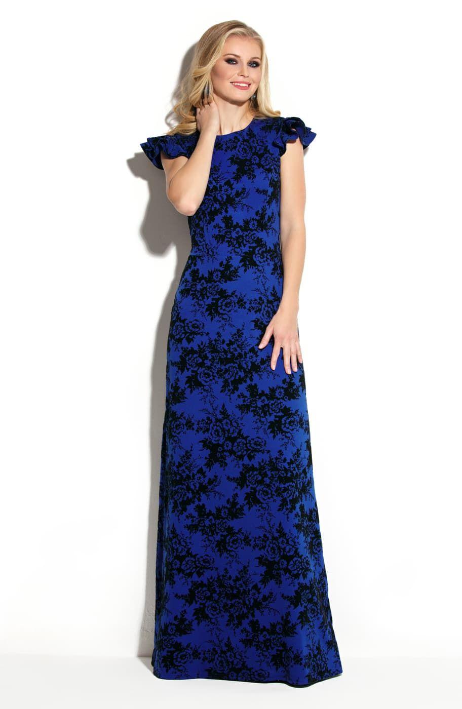 Вечернее платье Donna-Saggia DSP-257-7t от производителя 5f961bc6111