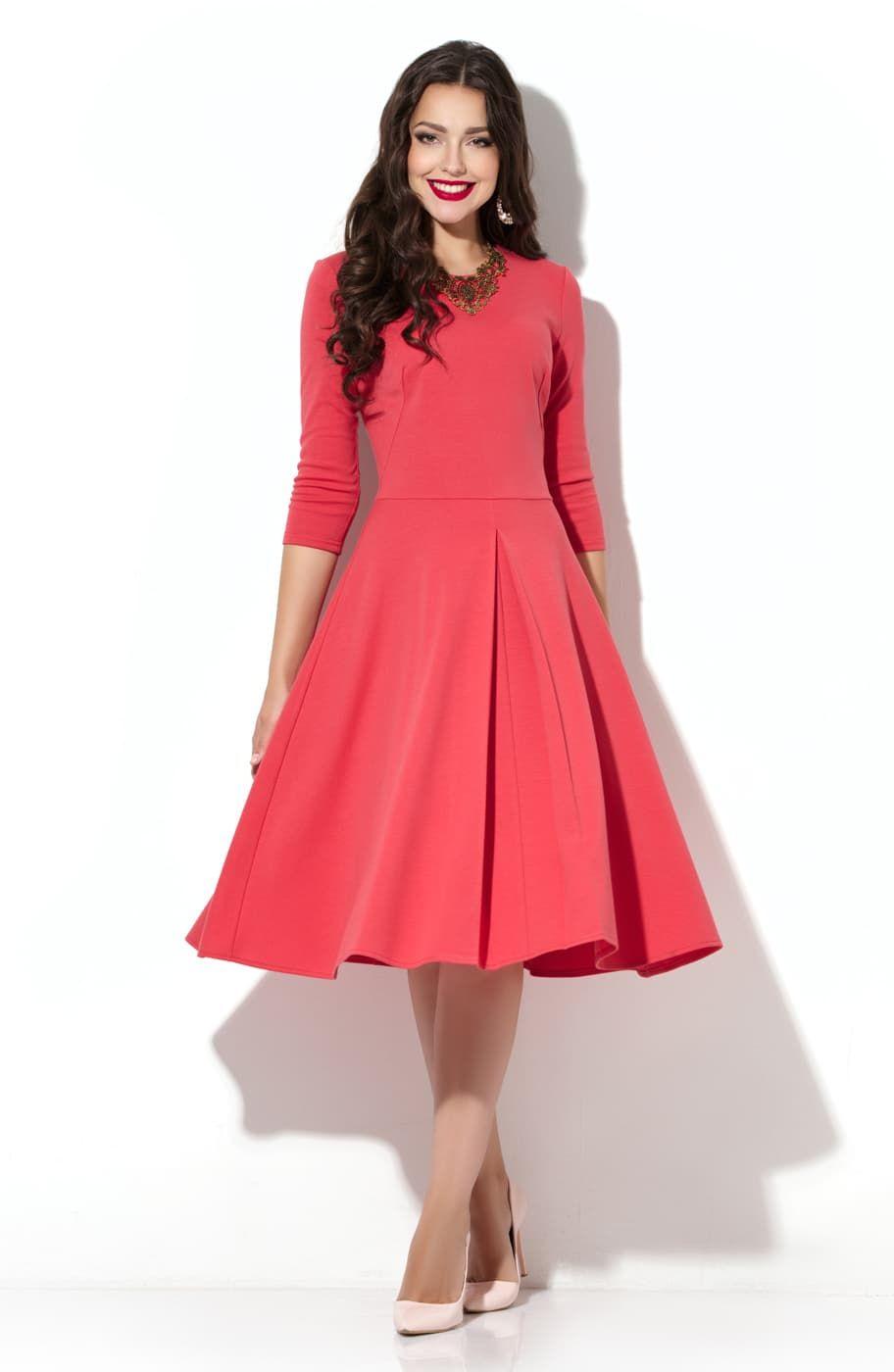fa22d77765e Платье из джерси Donna-Saggia DSP-195-30t от производителя
