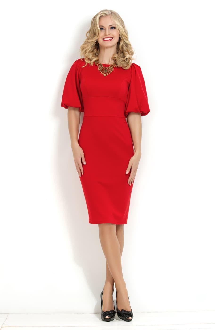 94ed2e0cee8 Платье из джерси Donna-Saggia DSP-169-29t от производителя